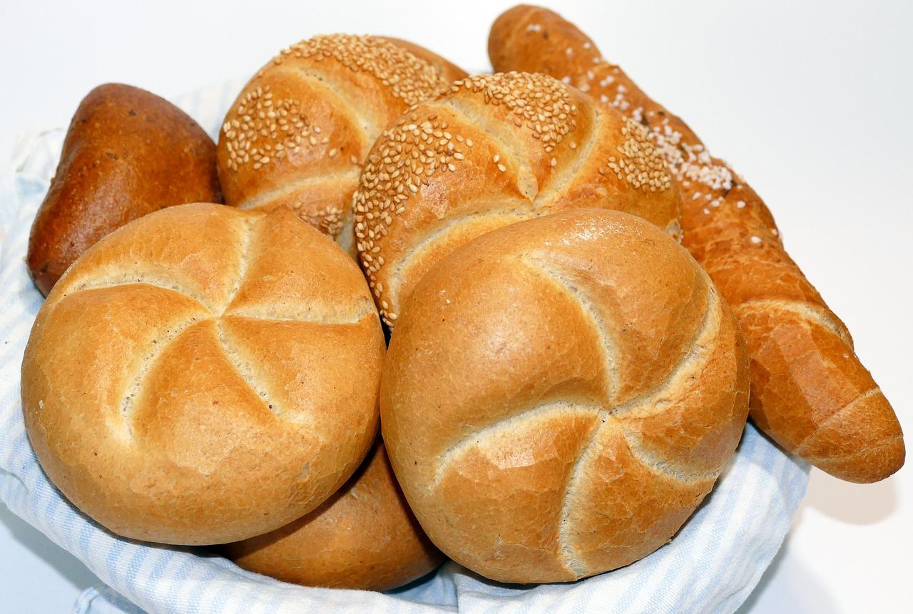 Bułka i chleb