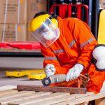 Zabezpieczenie oczu w niebezpiecznych warunkach pracy